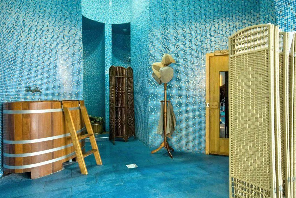 Банний комплекс в spa-готелі «Aqua Paradise»