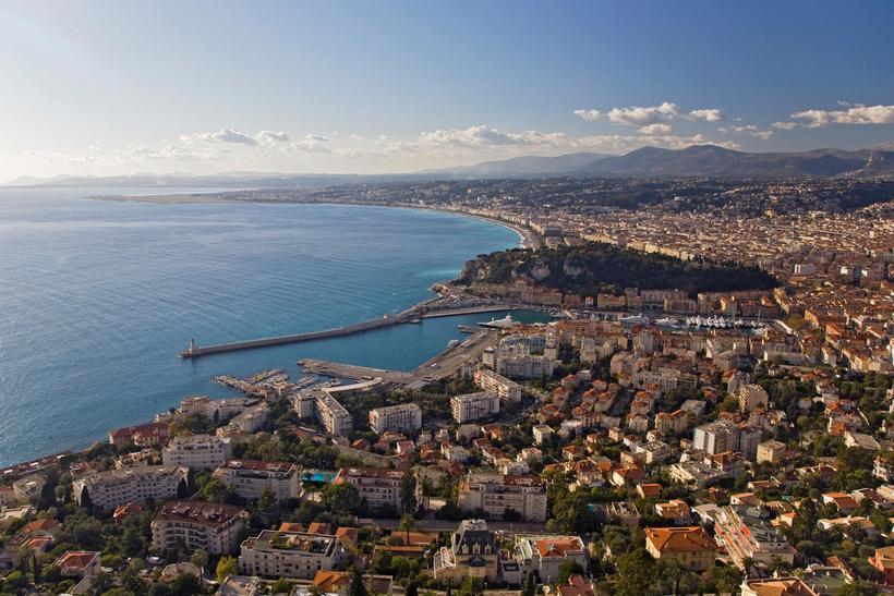 Ніцца – місто у Франції на Лазурному узбережжі