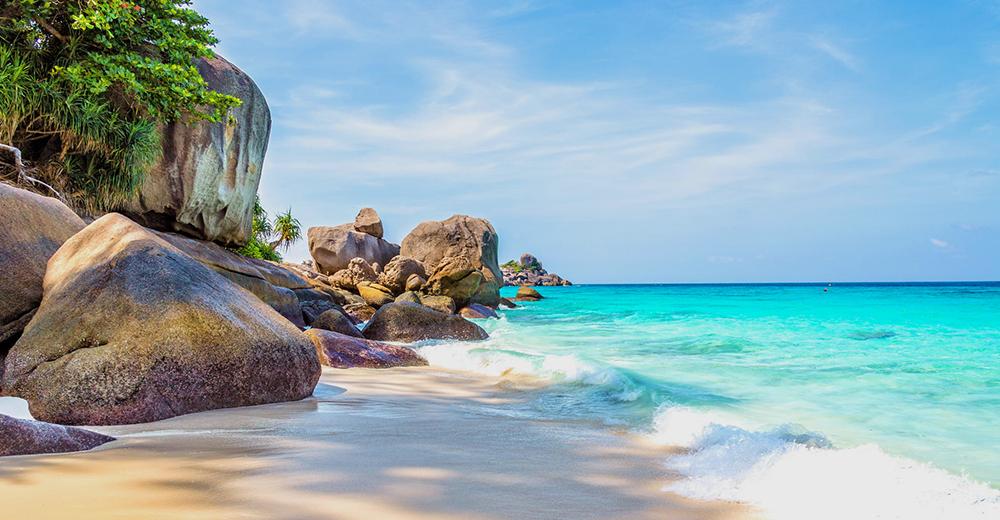 Сіміланські острови, екскурсію можна замовити з Пхукета