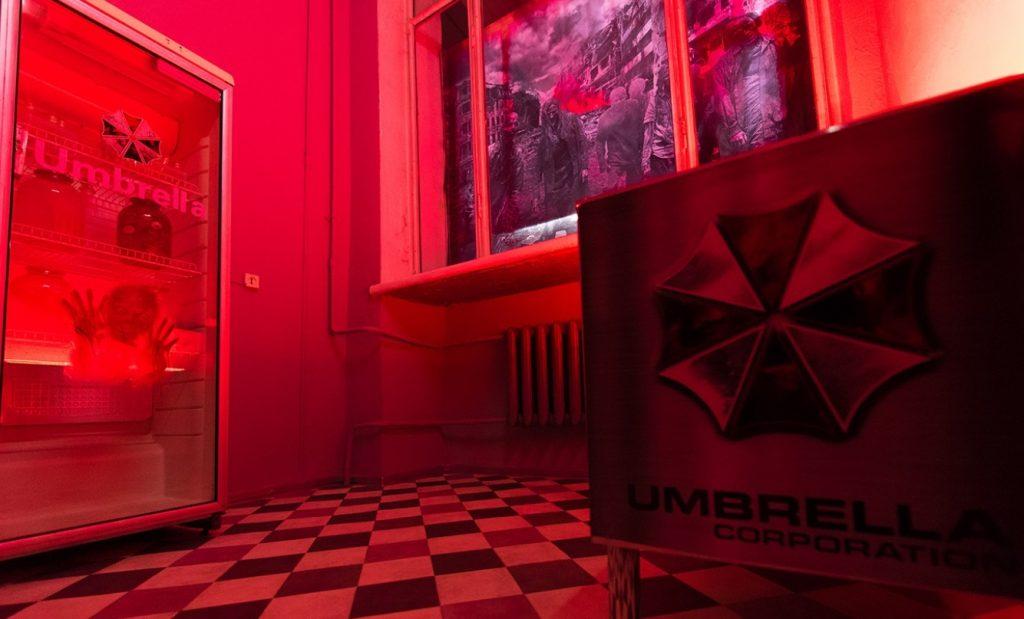 «Карантин: вирус зомби» создан по мотивам фильма «Обитель зла»
