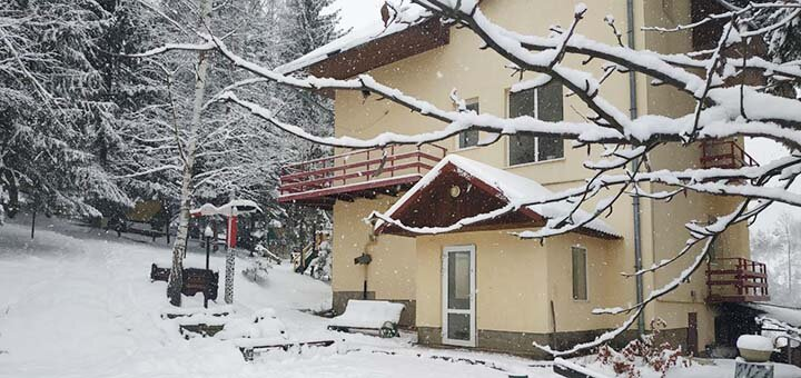 Доступное жилье круглый год – отель «Dzvinka»