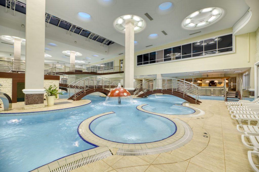 Велнес центр в комплексе «Rixos-Prykarpattya Resort» – место, куда можно поехать в любой сезон