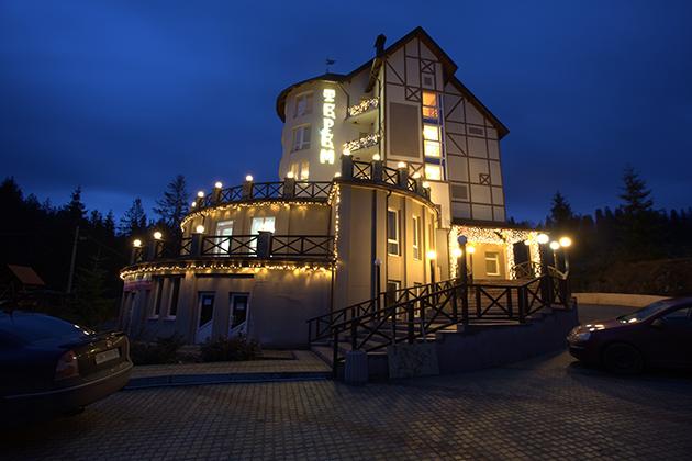 Славское – мекка для любителей зимнего горнолыжного отдыха в Карпатах