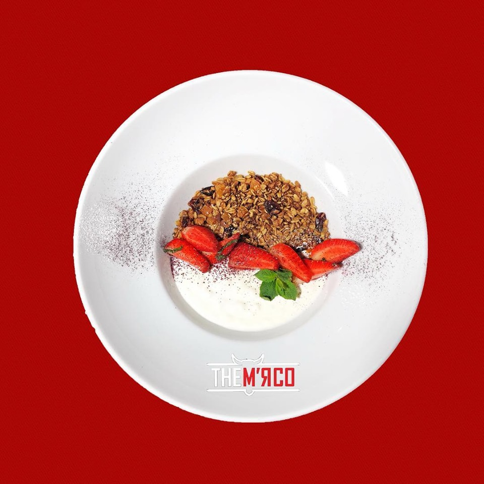 Ресторан The M'ясо Львов