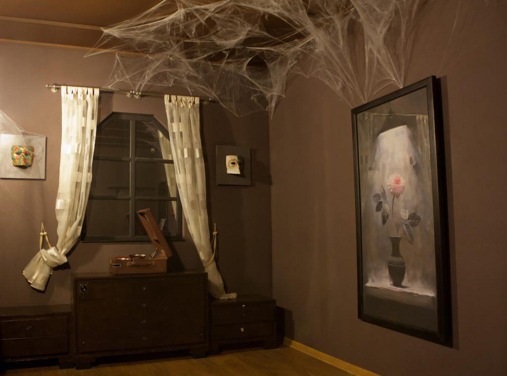 Квест «Гостевой дом призрака»