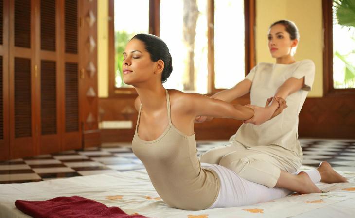 Тайский массаж - эффективное средство от болей в опорно-двигательном аппарате