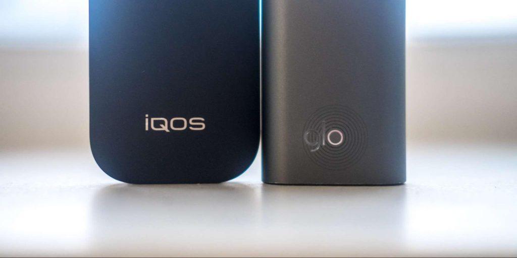 IQOS и glo