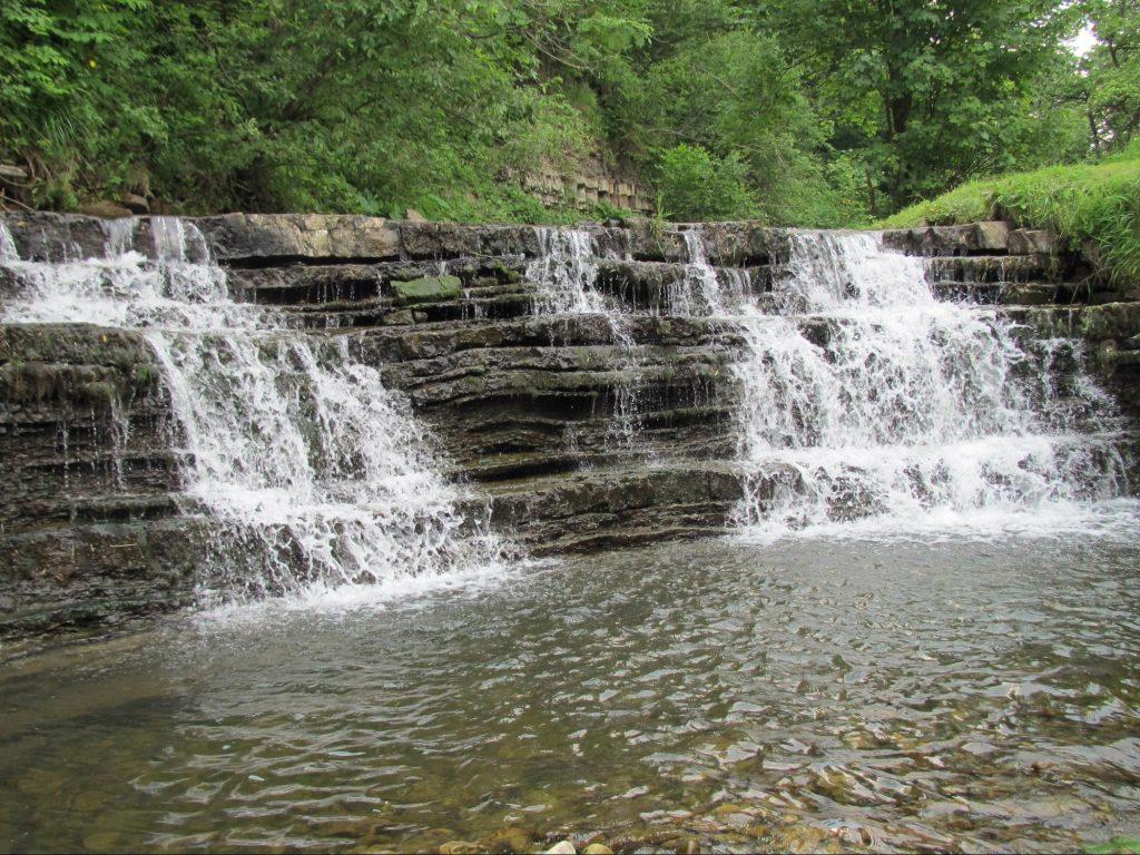 Водопад Сукольський