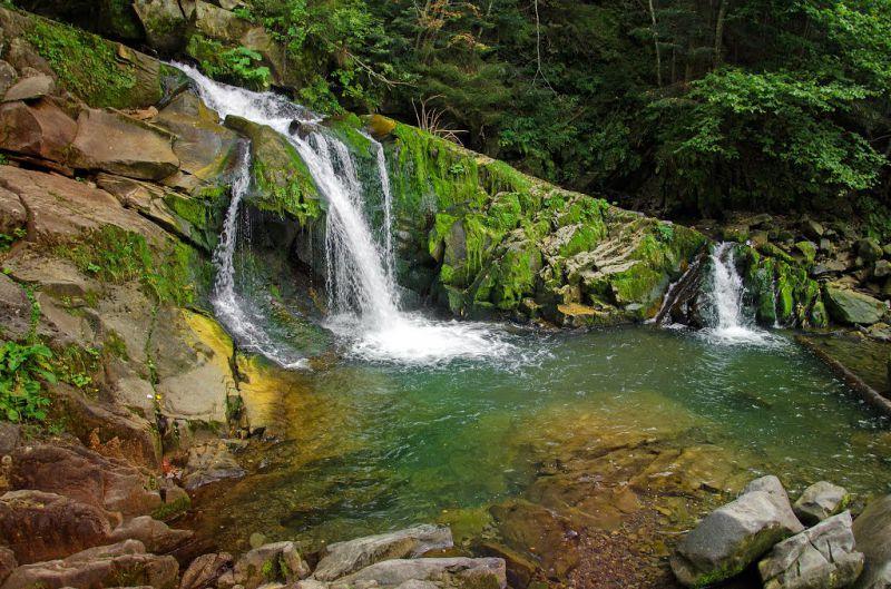 Водопад Кам'янка