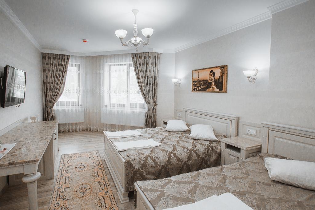 Відпочинок в «Mardan Palace», Карпати