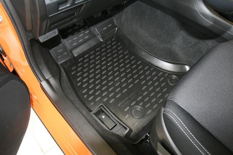 Коврики в автомобиль – дополнительная защита салона от грязи