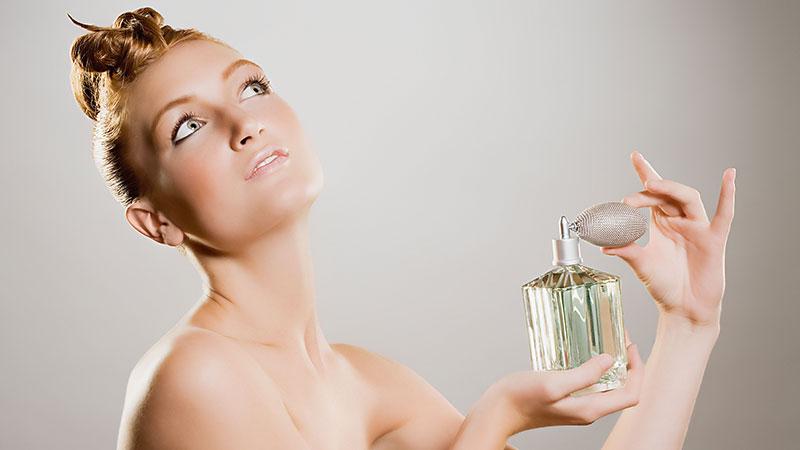 Какая женщина не любит красиво пахнуть? Духов много не бывает