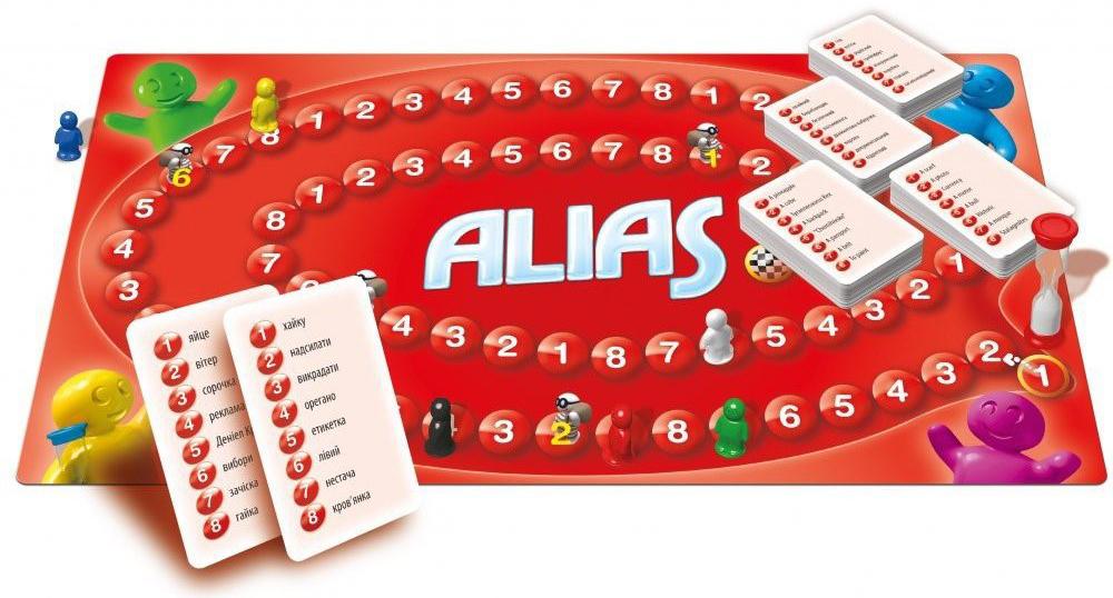 Элиас (Alias)