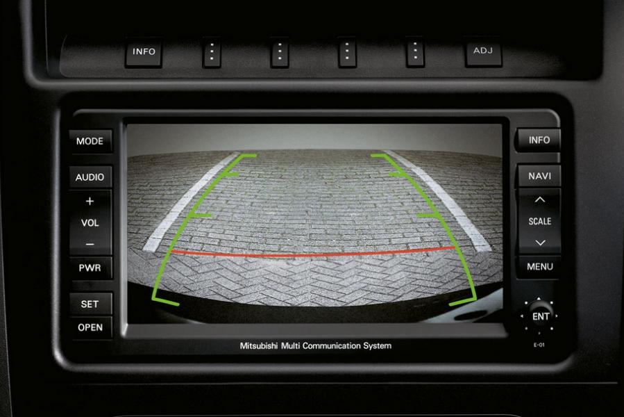 Камера заднего вида – ваши глаза во время парковки и езды назад