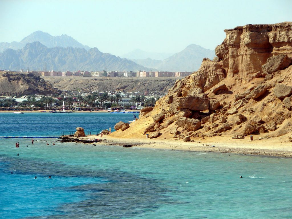 Египет в феврале – комфортно и недорого: бухта Шарм-эль-Майя