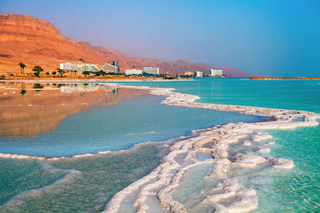 Побережье Мертвого моря, Эйн-Бокек