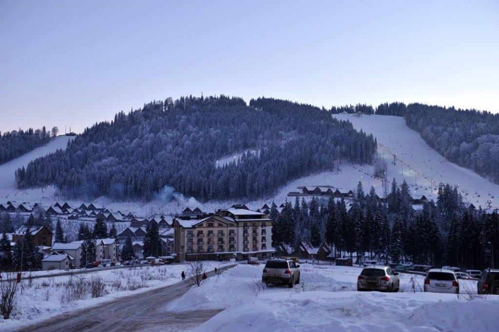 Отель «Kasimir Resort», отдых в Буковеле в феврале