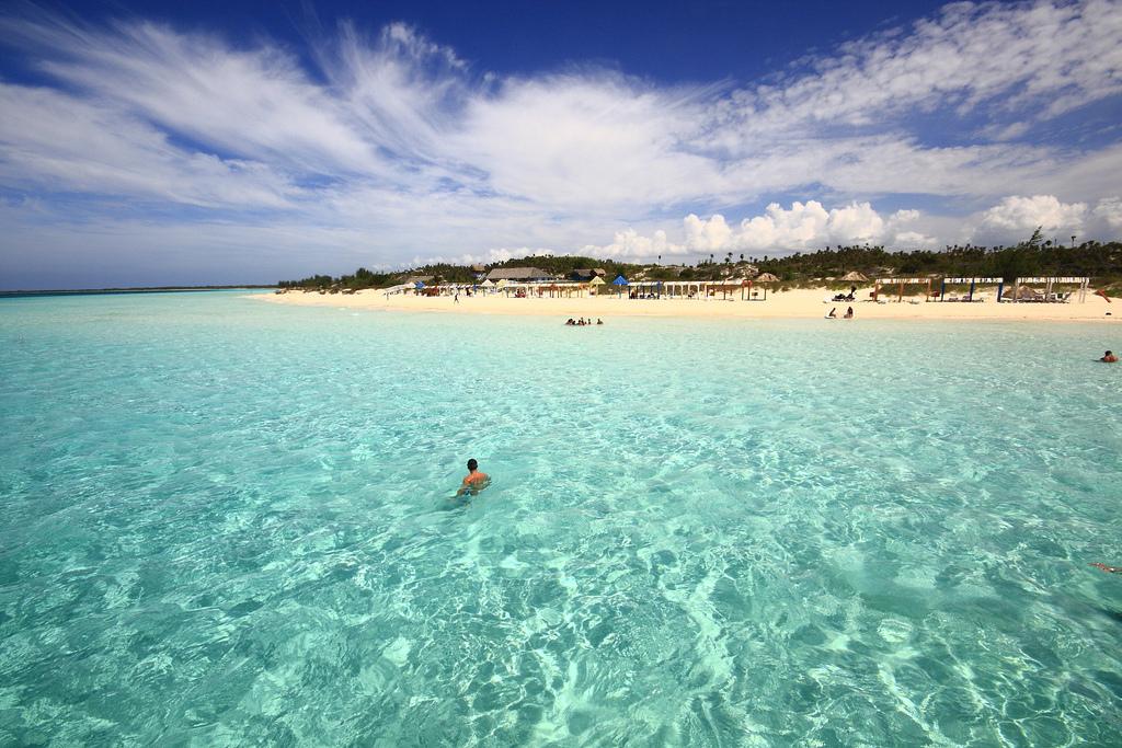 Остров Кайо-Коко на Кубе