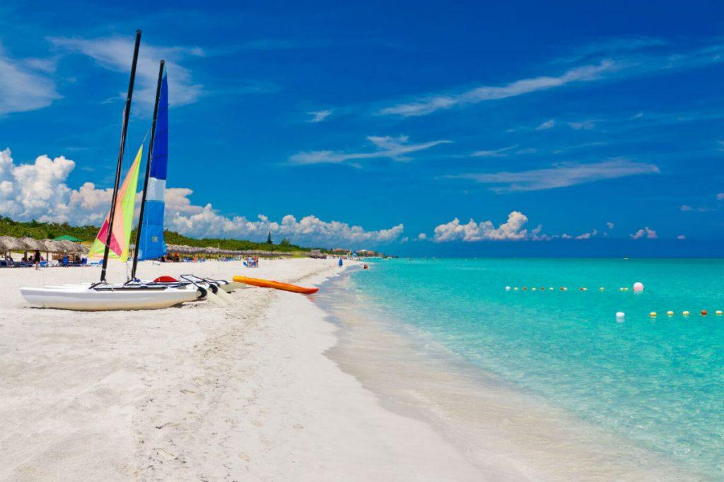 Пляжи Варадеро – одни из лучших в мире