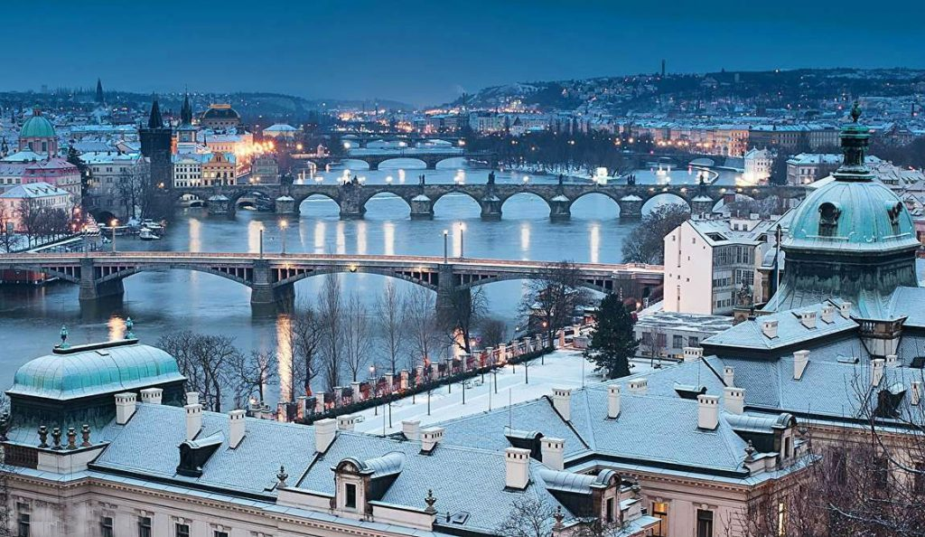 Прага: куда поехать в феврале