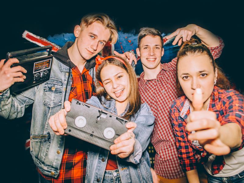 Вечеринка «Поколение 90-х»