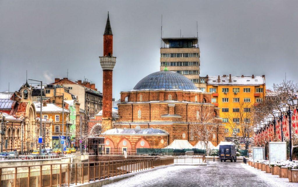 Мечеть Баня Баши в Софии, Болгария