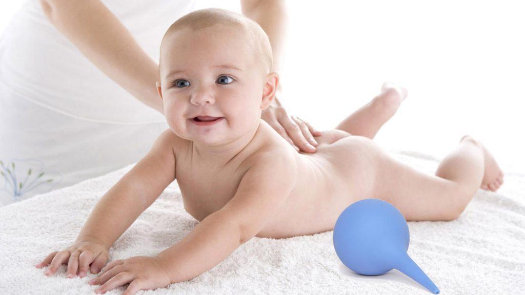 Мікро клізма для грудничка