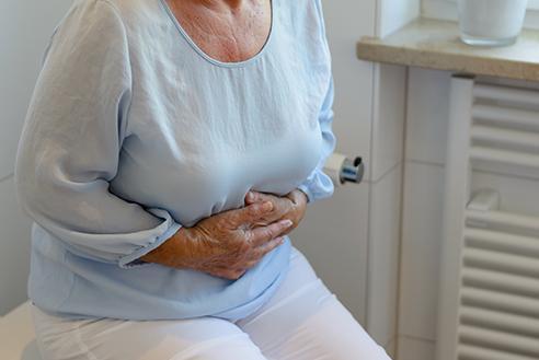 Запор у літніх людей