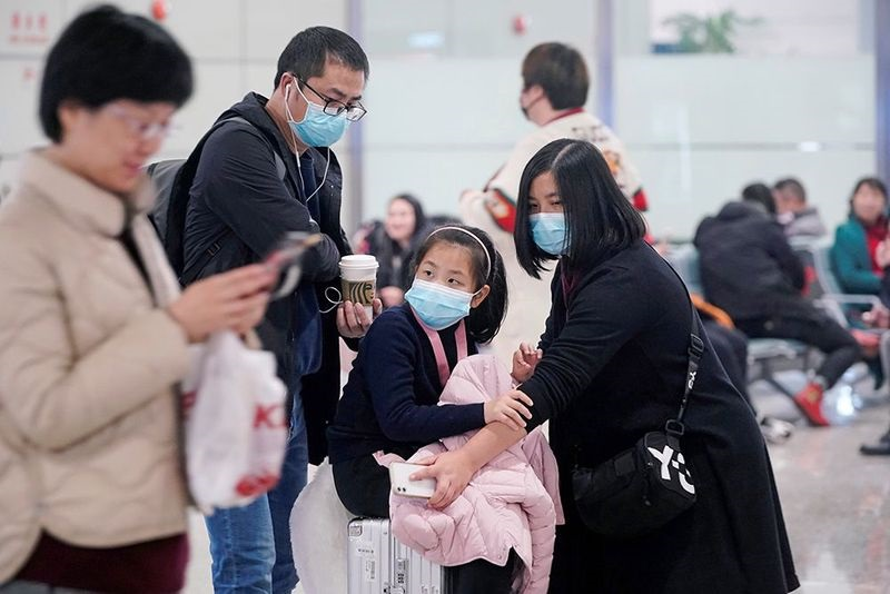 Защита от коронавируса