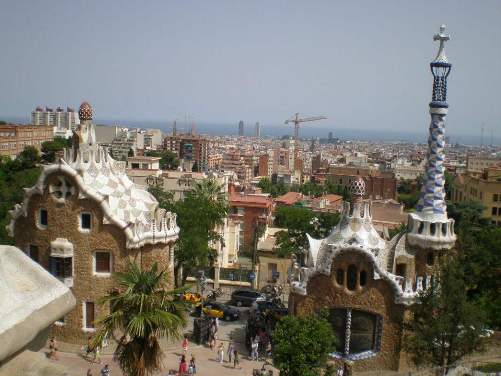 Барселона – обитель унікальної архітектури