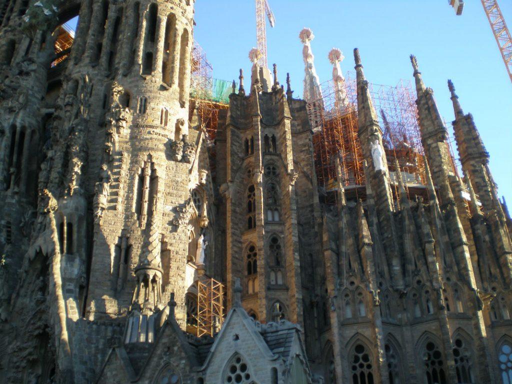 Барселона – місто дивовижних архітектурних надмірностей