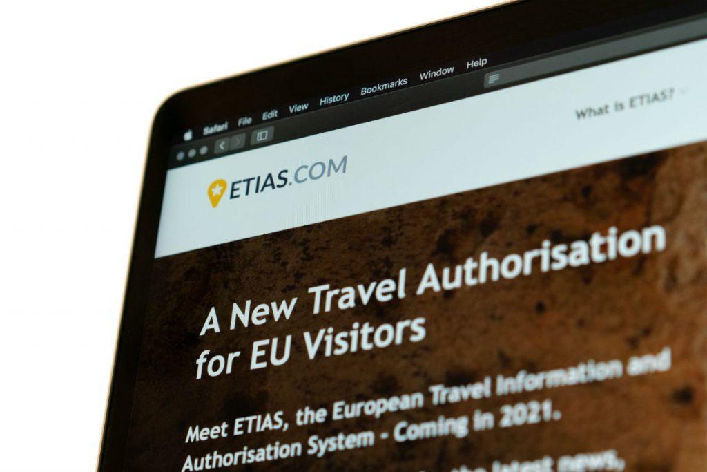 ETIAS вступит в действие для украинцев в 2021