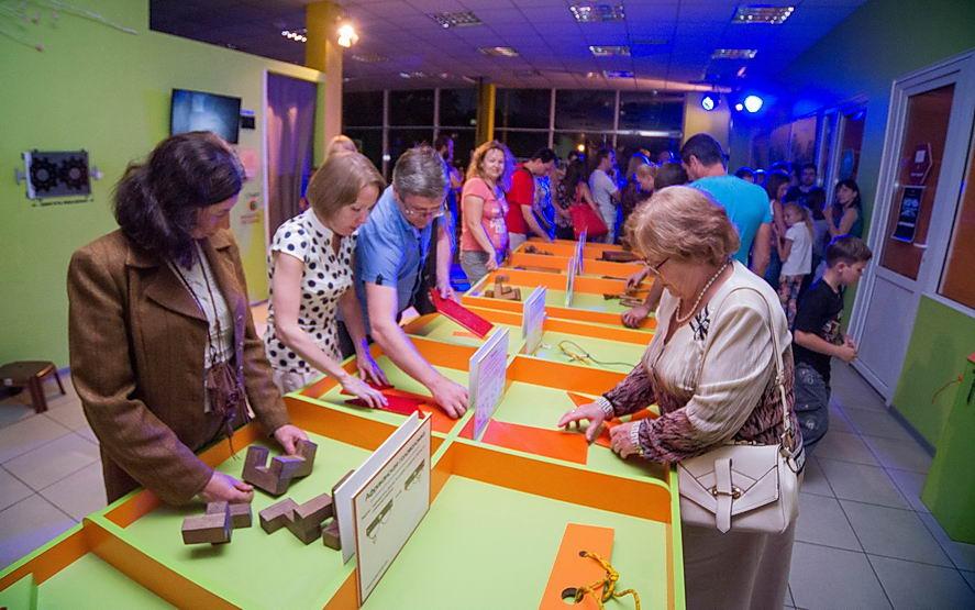 Музей интересной науки не оставит равнодушными ни детей, ни взрослых