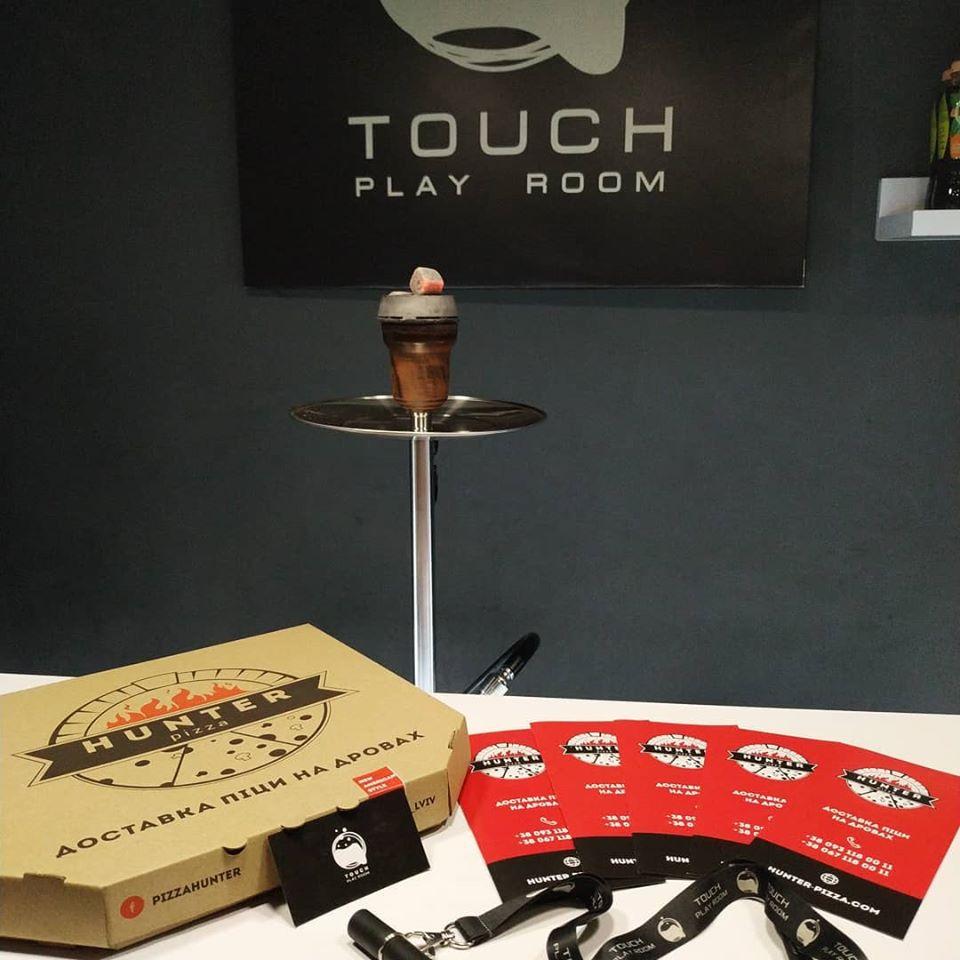 Дизайн в Touch Play Room