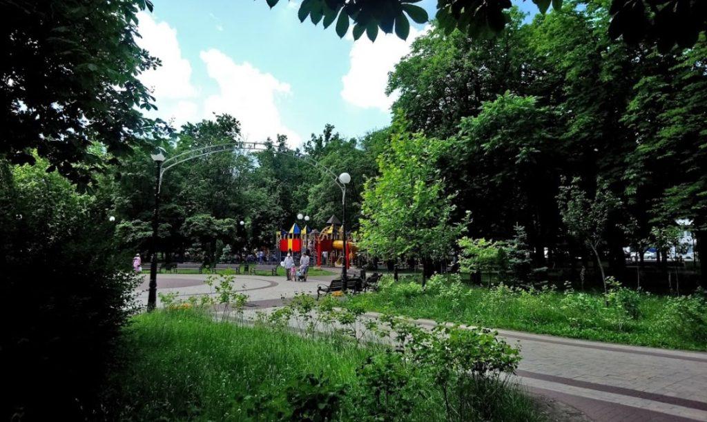 Парк им. Островского