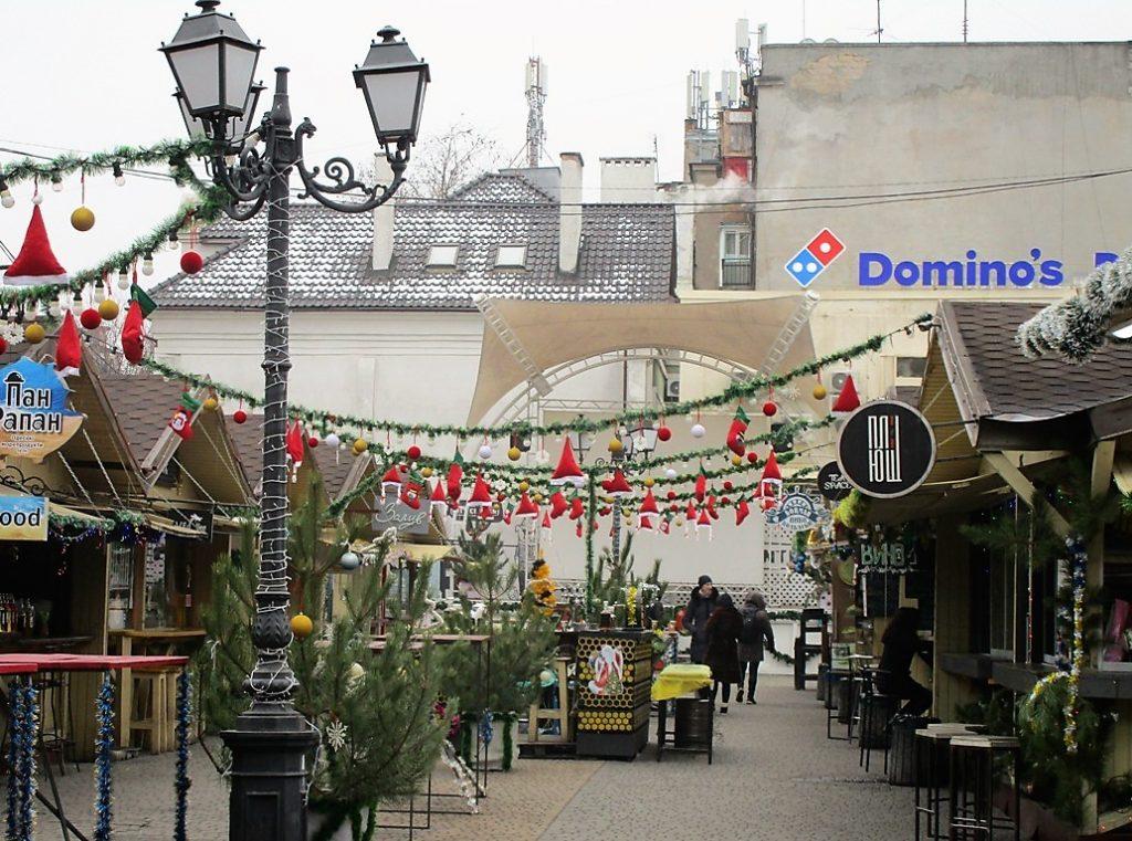 Ярмарка находится в самом центре Одессы и неизменно пользуется популярностью среди одесситов и гостей города