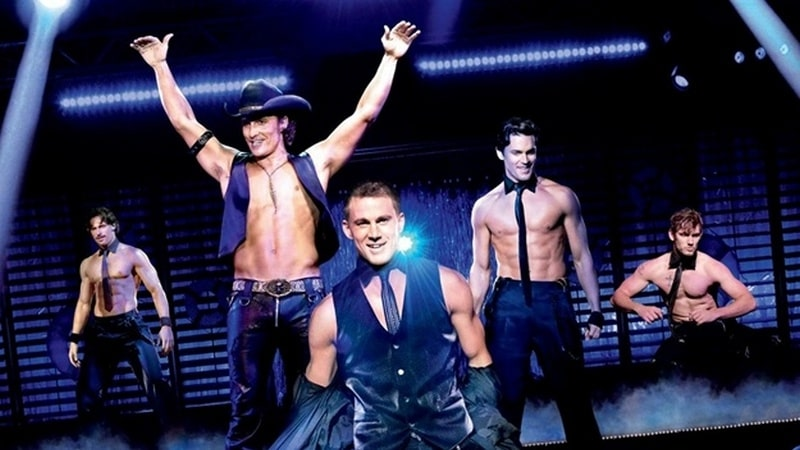 Спектакль-шоу «Мужики не танцуют стриптиз»