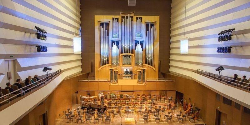 Концерт «Романтический орган»