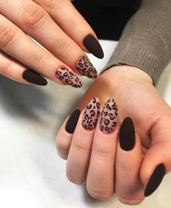 Ногти тоже в тренде