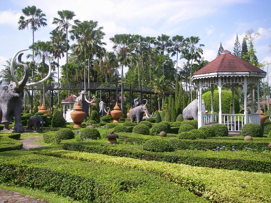 Тропічний сад Нонг-Нуч