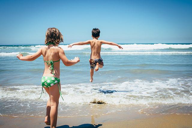 Квітень – пляжний сезон в ОАЕ