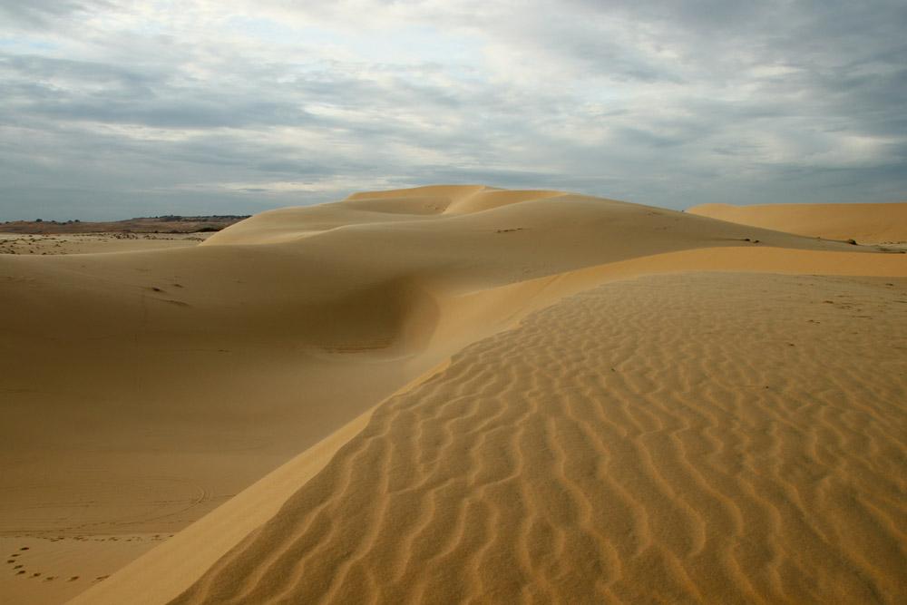 Піщані дюни в Муйне