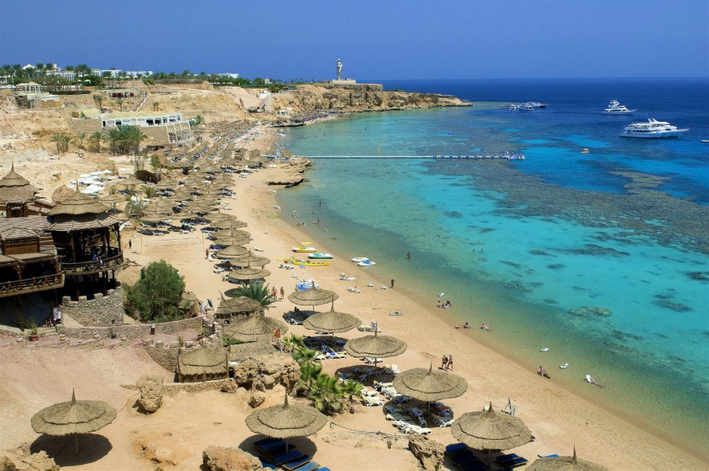 Шарм-ель-Шейх – великий туристичний центр Єгипту
