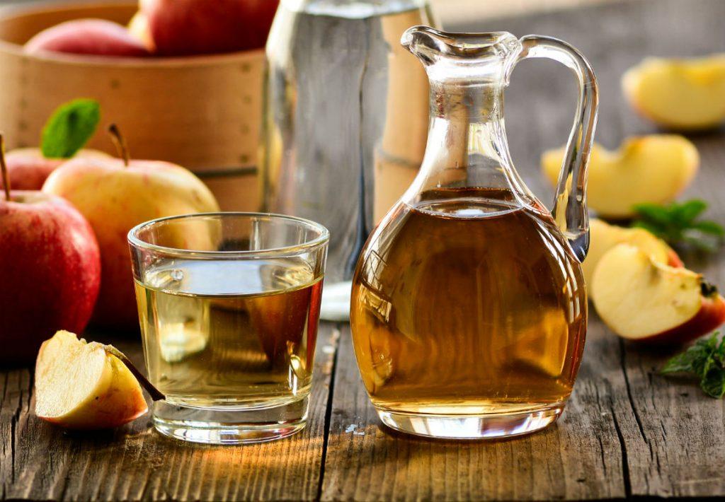 Для оцтових обгортань обирайте яблучний оцет