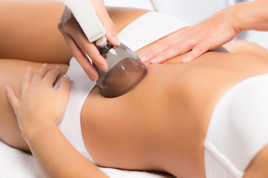 Обгортання з вакуумним масажем, ліполізом, лімфодренажем і LPG дають супер ефект до і після