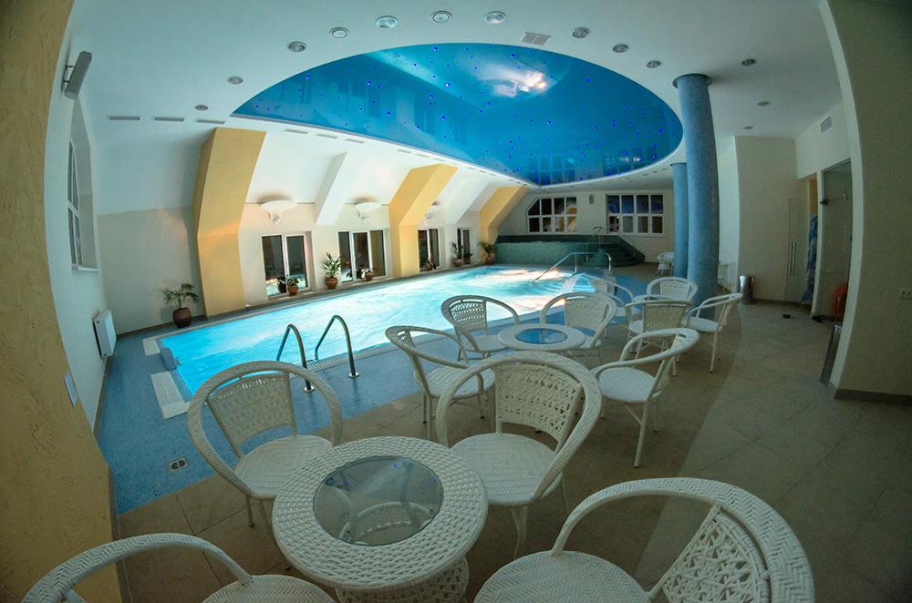 СПА-готель «Карпатські зорі» в Яремчі