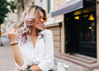 Окрашивание AirTouch ㅡ поцелуй солнца на ваших волосах