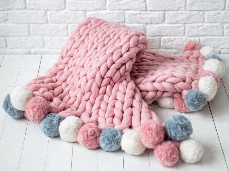 Трендовая вещица послужит отличным декором спальни или детской