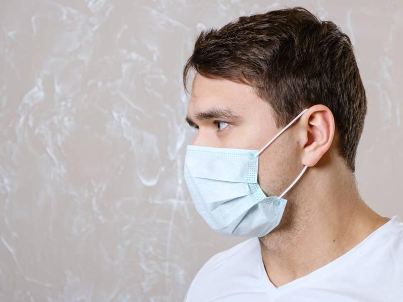 Как сделать медицинскую маску своими руками
