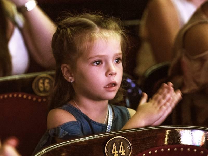 Детский джазовый концерт